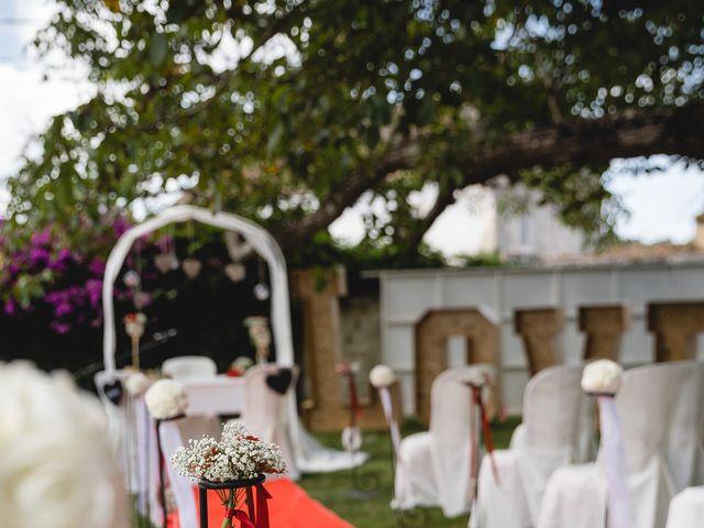 O casamento de Edgar e Vânia em Benedita, Alcobaça 10