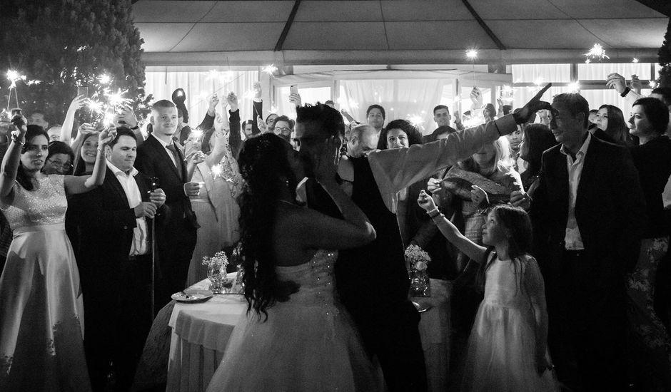 O casamento de João  e Alexandra  em Cruz de Pau, Seixal