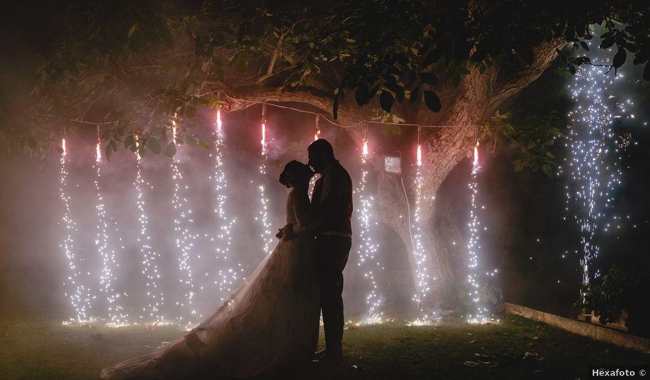 O casamento de Edgar e Vânia em Benedita, Alcobaça
