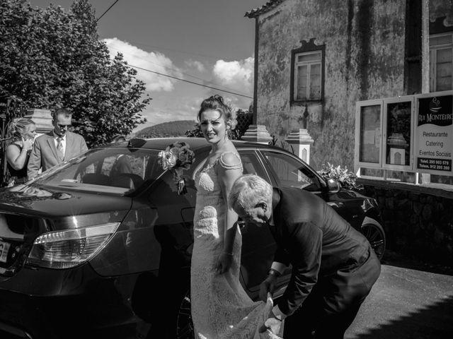 O casamento de Paulo e Anabela em Agualva, Terceira 9