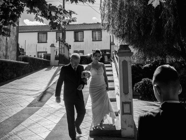 O casamento de Paulo e Anabela em Agualva, Terceira 10