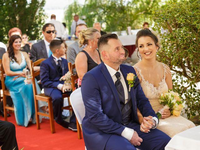 O casamento de Paulo e Anabela em Agualva, Terceira 11
