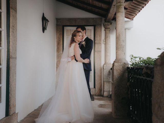O casamento de Rita e Bruno