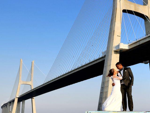 O casamento de Yara e Ricardo