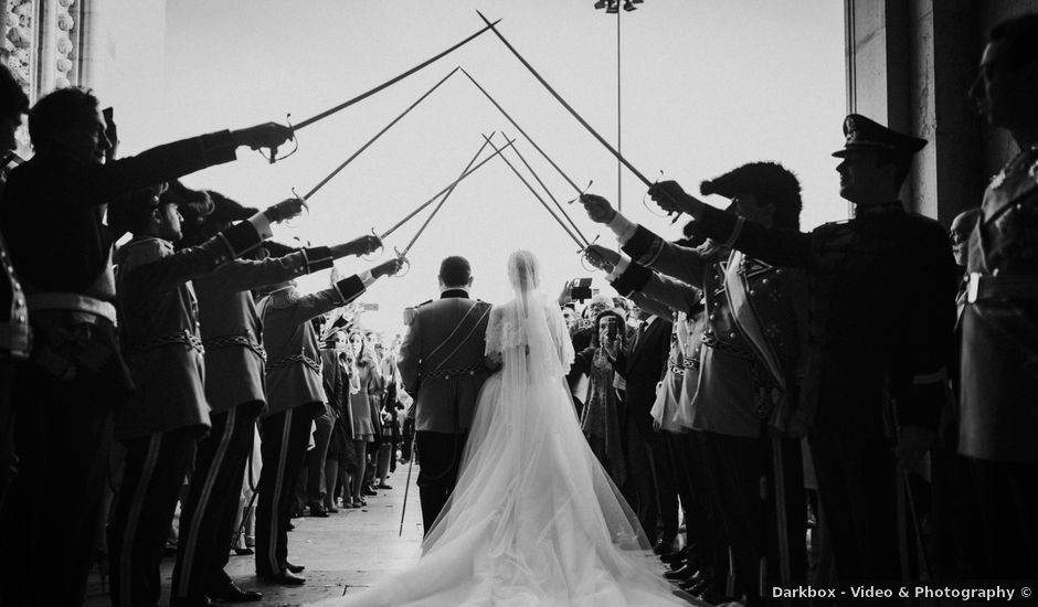 O casamento de Raul e Maria em Lisboa, Lisboa (Concelho)