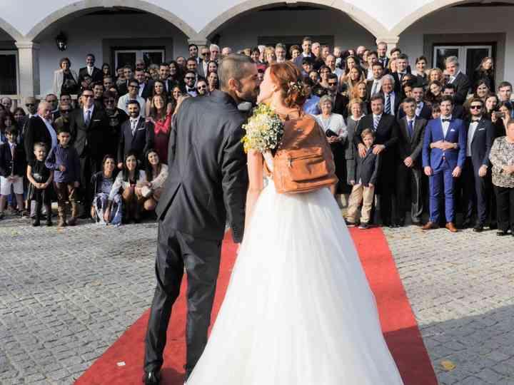 O casamento de Susana e Tozé
