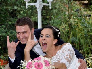 O casamento de Sofia e Eugeniu 1