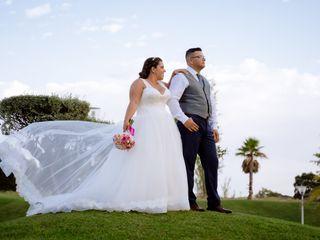 O casamento de Suse e Pedro