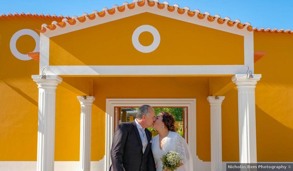 O casamento de Luis e Anabela em Leiria, Leiria (Concelho)