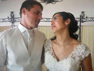 O casamento de Nádia  e Pedro