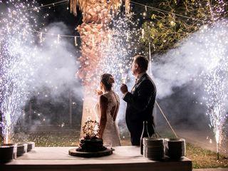 O casamento de Laura  e Jorge
