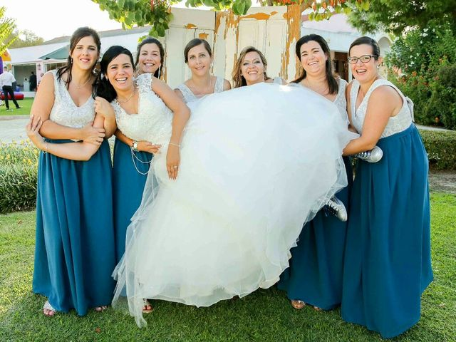 O casamento de Pedro e Nádia  em Santarém, Santarém (Concelho) 2
