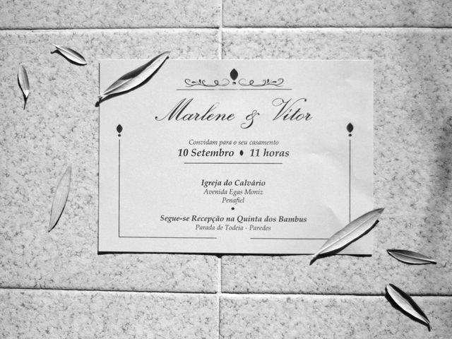 O casamento de Vitor e Marlen em Penafiel, Penafiel 7