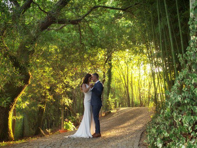 O casamento de Marlen e Vitor