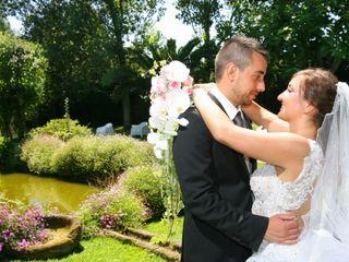 O casamento de Cindy e André