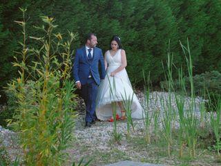 O casamento de Anabela e André