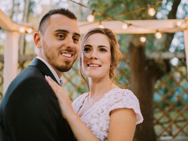O casamento de Lay e Nuno