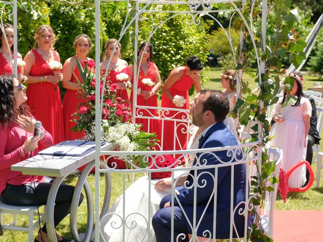 O casamento de André e Anabela em Nazaré, Nazaré 25