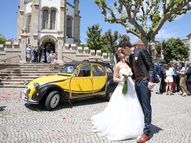 O casamento de Daniel e Catarina em Tondela, Tondela 38