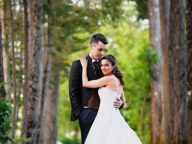 O casamento de Catarina e Daniel