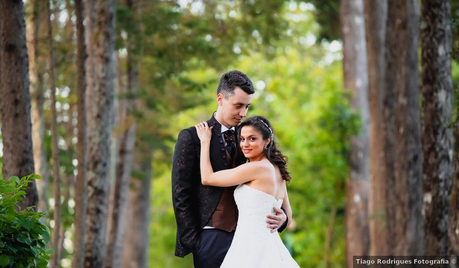 O casamento de Daniel e Catarina em Tondela, Tondela
