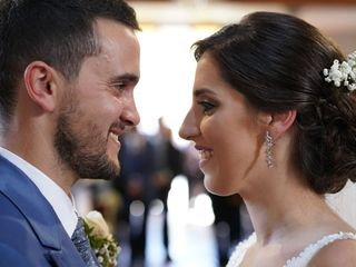 O casamento de Sílvia e Rui