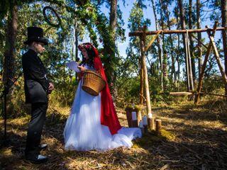O casamento de Vanessa e Gonçalo