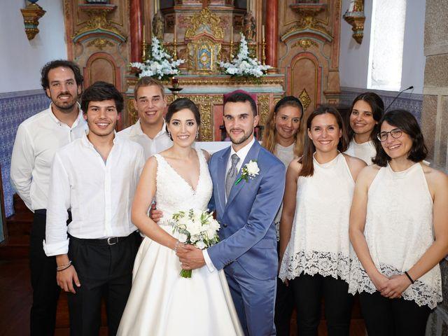 O casamento de Rui e Sílvia em Carregal do Sal, Carregal do Sal 1
