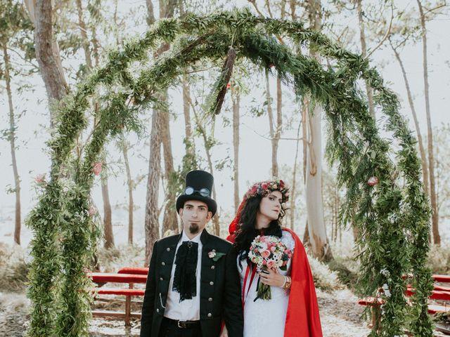O casamento de Gonçalo e Vanessa em Ericeira, Mafra 21