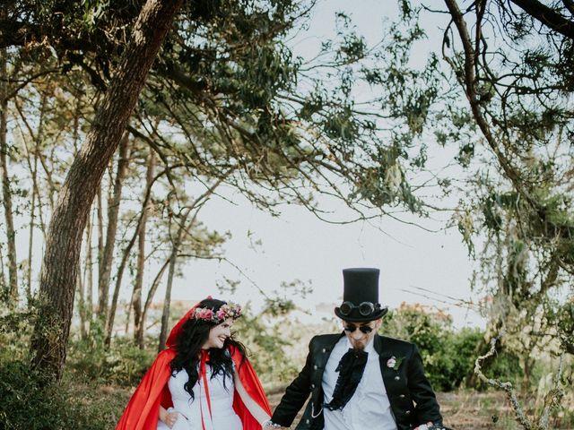 O casamento de Gonçalo e Vanessa em Ericeira, Mafra 26
