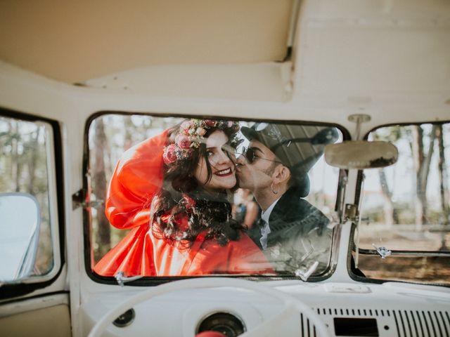 O casamento de Gonçalo e Vanessa em Ericeira, Mafra 27
