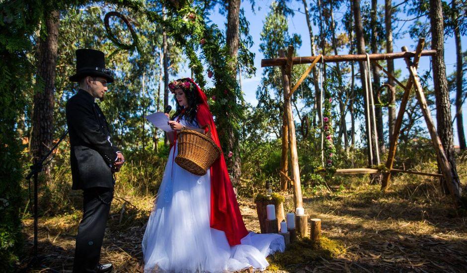 O casamento de Gonçalo e Vanessa em Ericeira, Mafra