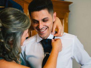 O casamento de Sara e Magno 1