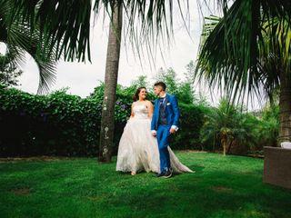 O casamento de Sara e Magno