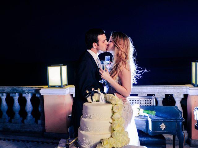O casamento de Kristina e André