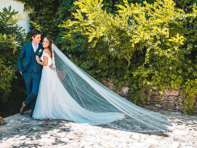 O casamento de David e Sara em Carvoeira, Torres Vedras 2