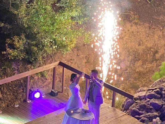 O casamento de Diogo e Cláudia
