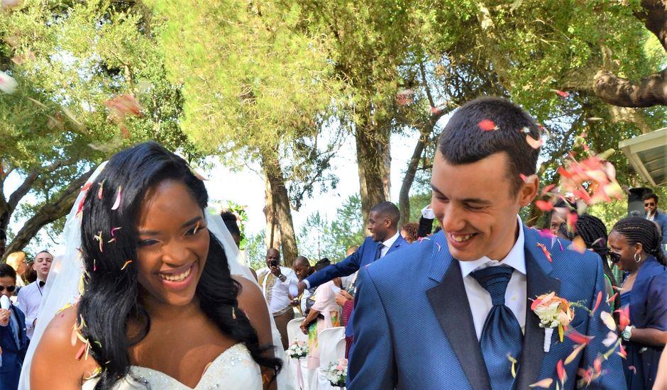 O casamento de Tiago e Vanilda em Sesimbra, Sesimbra