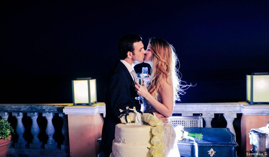 O casamento de André e Kristina em Cascais, Cascais