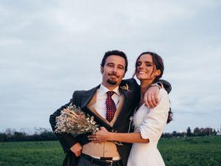 O casamento de Teresa e Pedro