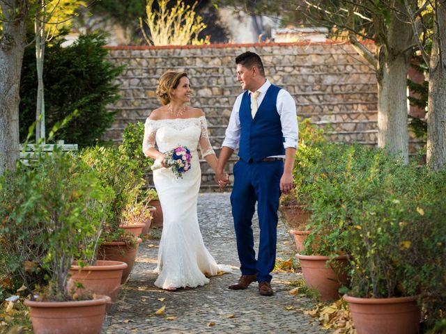 O casamento de Sónia e Robert
