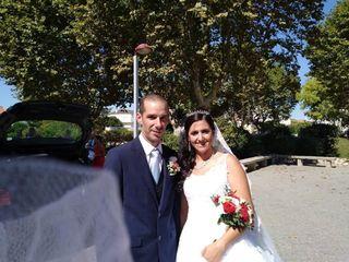 O casamento de Carla e  Miguel