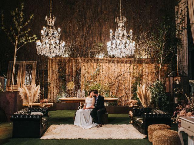 O casamento de Margarida e Roberto