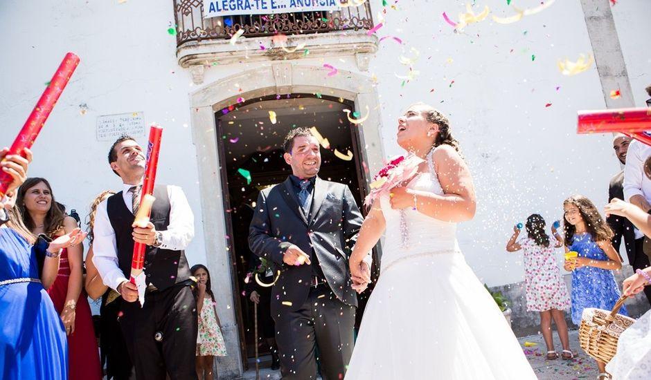 O casamento de Francisco e Sofia em Ferreira-a-Nova, Figueira da Foz