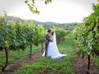 O casamento de Eloisa e Carlos