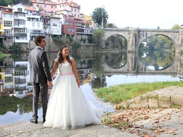 O casamento de Ricardo e Patricia em Marco de Canaveses, Marco de Canaveses 94
