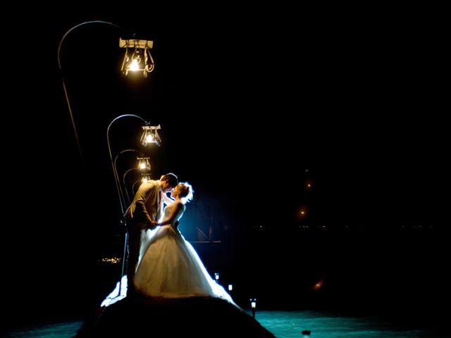 O casamento de Katerina e Amadeus
