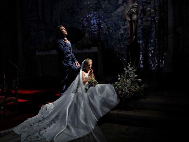 O casamento de Silvana e Vítor