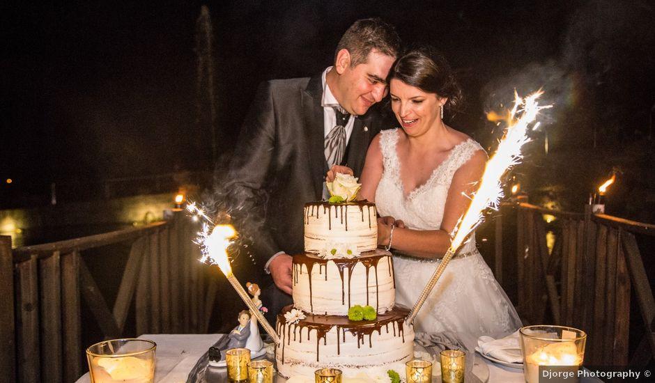 O casamento de Pedro e Patricia em Castelo Branco, Castelo Branco (Concelho)
