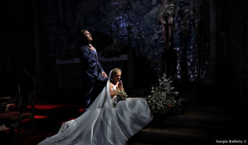 O casamento de Vítor e Silvana em Fátima, Ourém